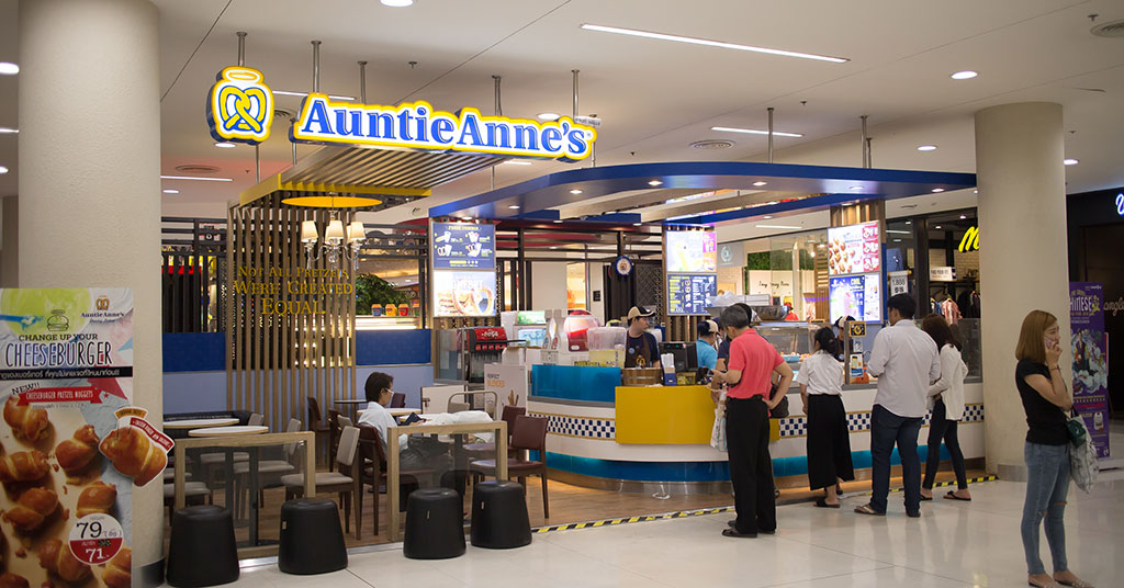 Auntie Anne's Builds Loyal Customers - for an Impulse Buy!