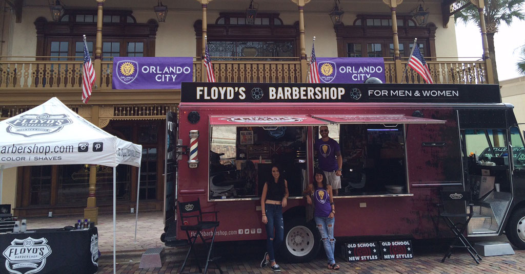 Floyd's 99 Barbershop Franchisees Thrive in Culture of Compassion and Empowerment
