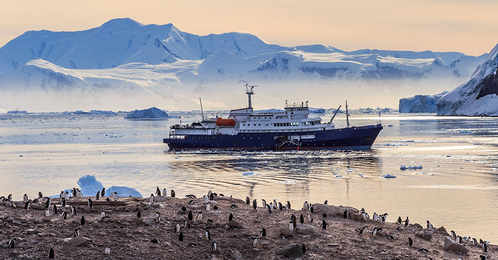 Anytime Fitness Set To Open Aboard an Antarctica-Based Cruise Ship