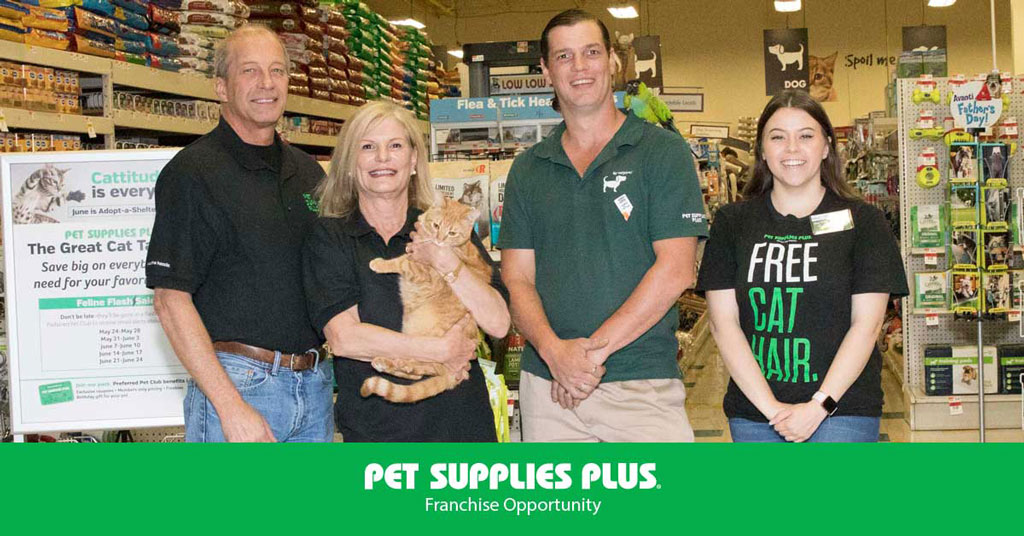 Pet Supplies Plus Franchise Love and Love Story