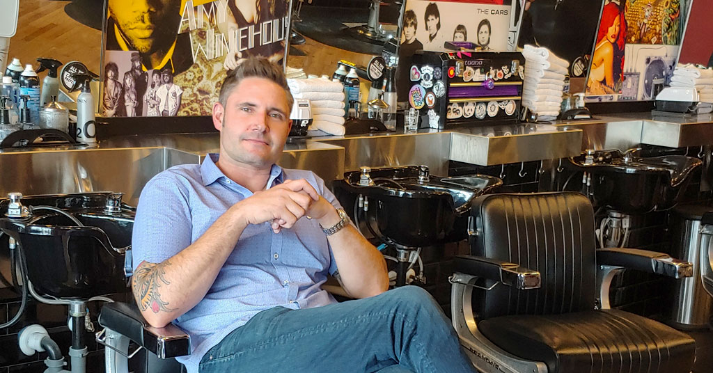 Choosing Floyd's 99 Barbershop Was A Clean-cut Decision For This Entrepreneur