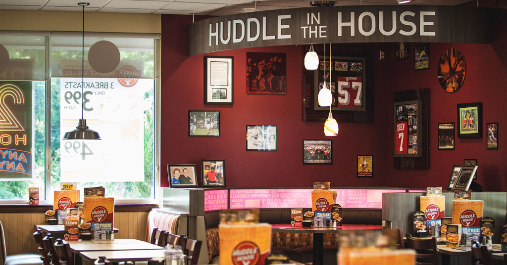 Huddle House Set for Hearty 2019 Expansion