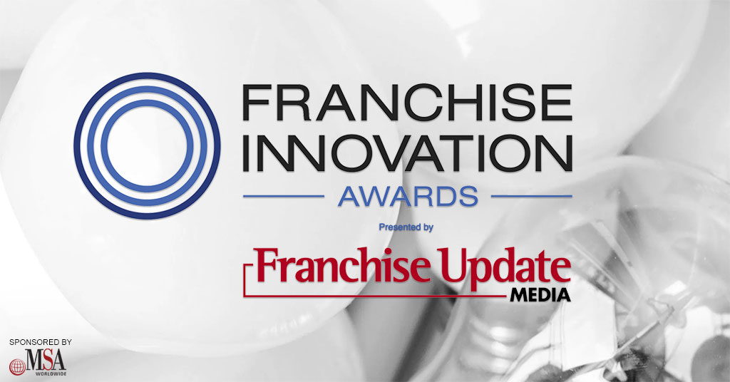 Franchise Update Media Unveils the Franchise Innovation Awards