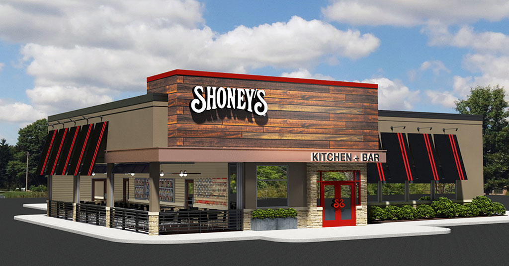 Multi-Unit Operator Reopens Shoney's Showing Off New Design