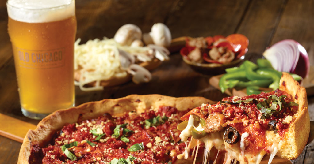 Old Chicago Pizza & Taproom Reaps the Rewards of Loyalty with Growth