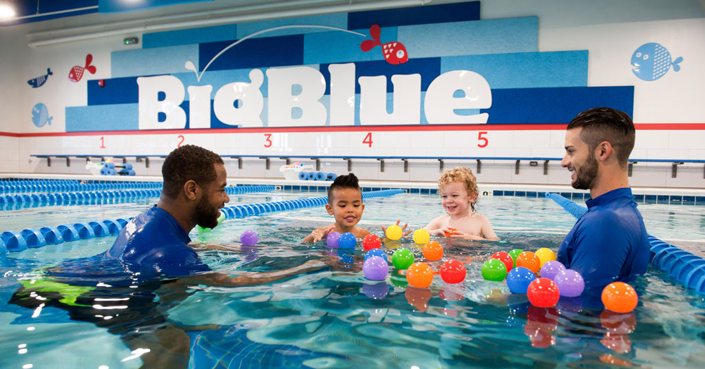 Big Blue Swim School Creates Big Moments as a Top Franchise Opportunity