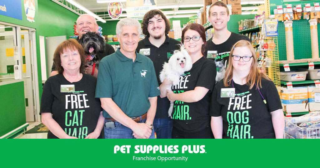 Pet Supplies Plus Still Best in Show for First Franchise Owner