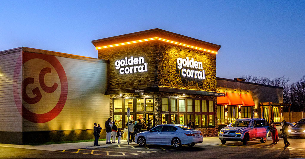 Golden Corral Expands From California to New York and Everywhere In-Between