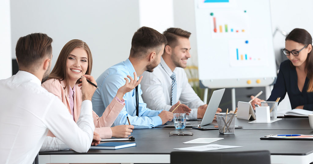 CMO Q&A: Describe your marketing team and the role each plays.