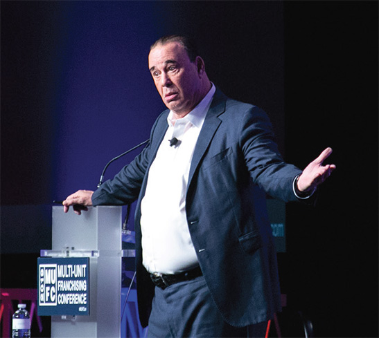 John Taffer, Entrepreneur, bestselling author, and host of TV's Bar Rescue show