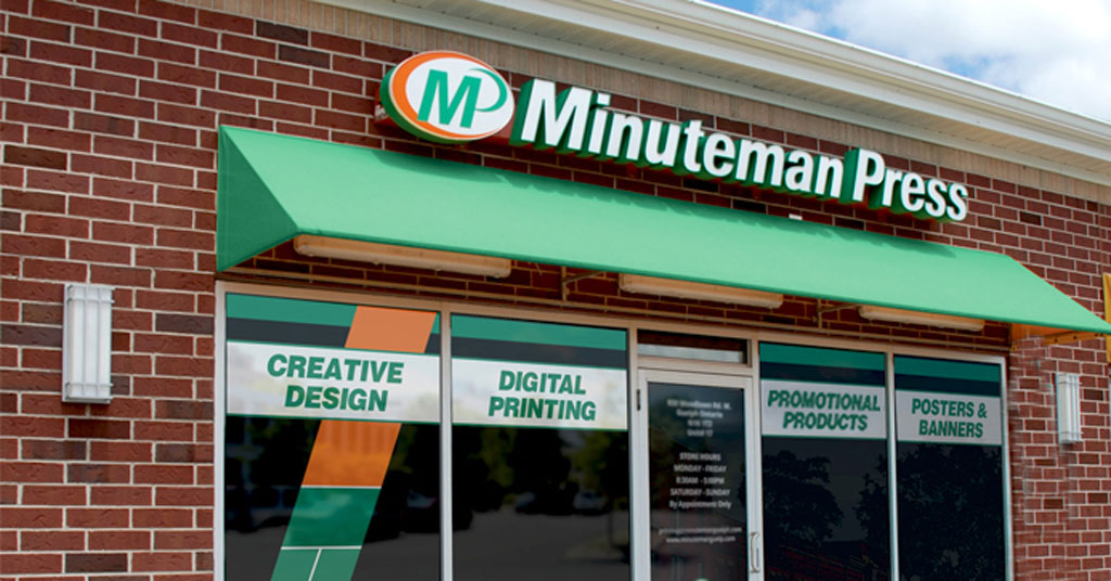 Minuteman Press International Conversion Program Helps Independent Print Shop Owners Sell a Printing Business to Qualified Buyers