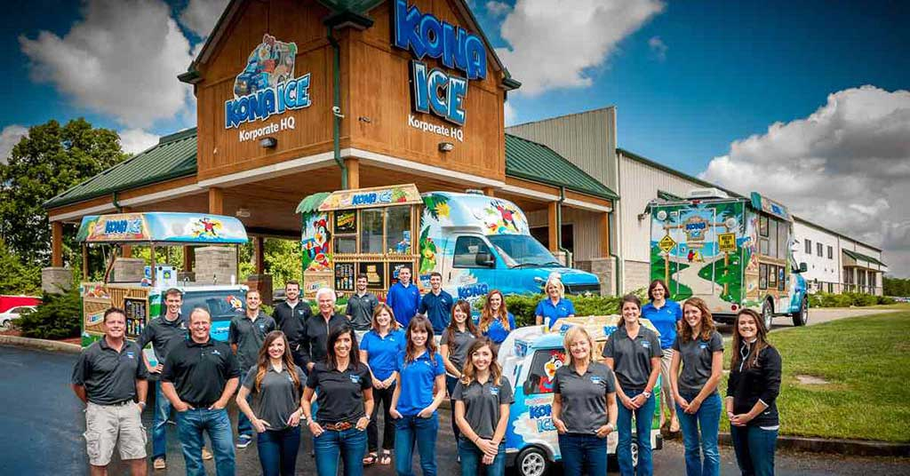 How Kona Ice Managed Its Rapid Growth with Technology