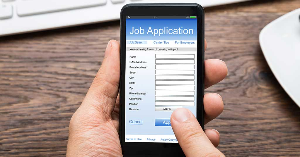 Make Job Applications Convenient & Follow-Up Within 24 Hours