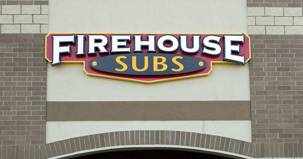 Firehouse Subs Operator Keeps Growing