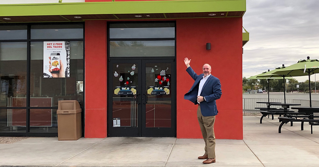 Del Taco's Largest Franchisee Opens 50th Location