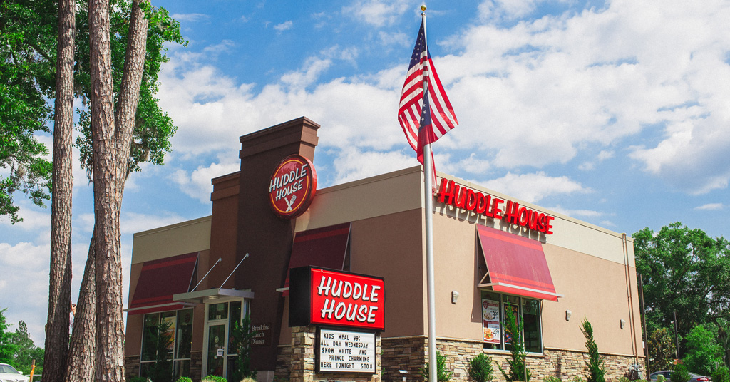 Growth Heats Up For Huddle House