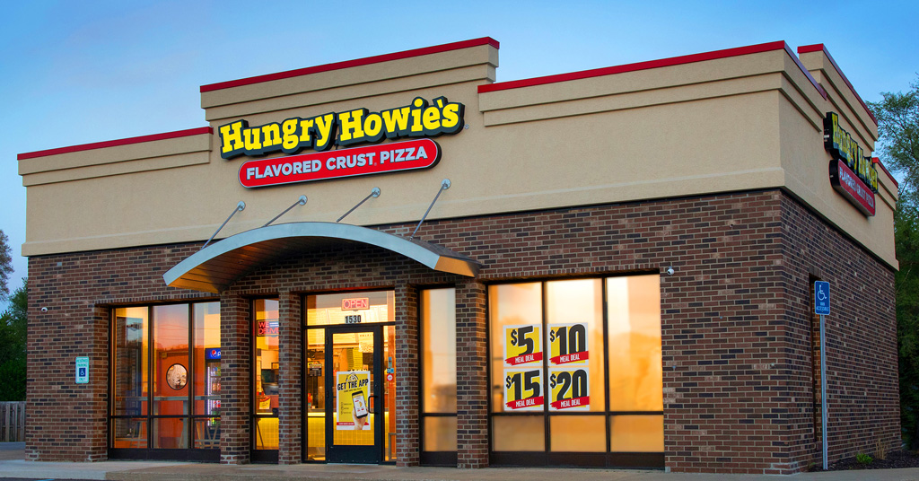 Hungry Howie's Makes Arkansas Debut Primed for More Expansion