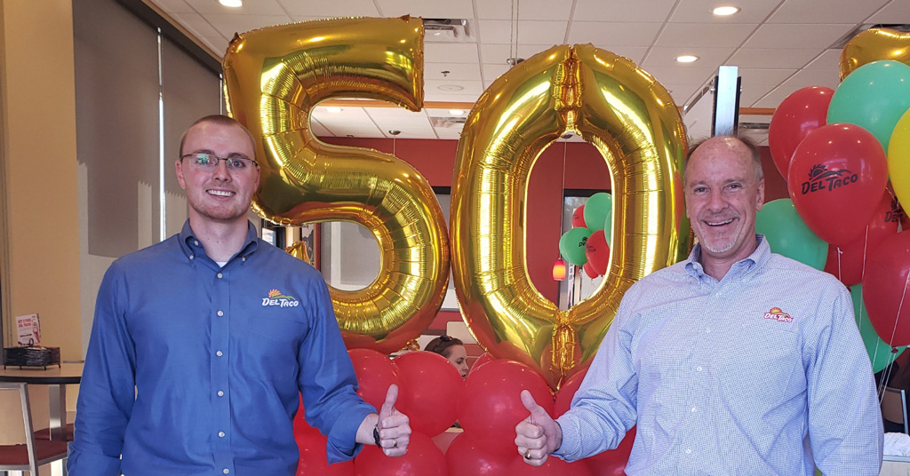 Del Taco Shines as a Powerful Franchise Partner
