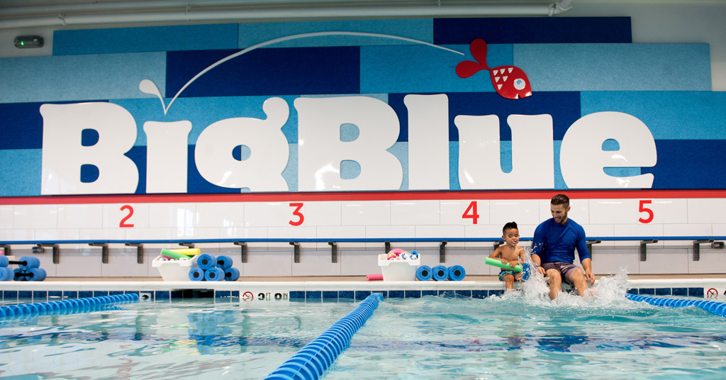 Big Blue Swim School Gears up for Supercharged Growth