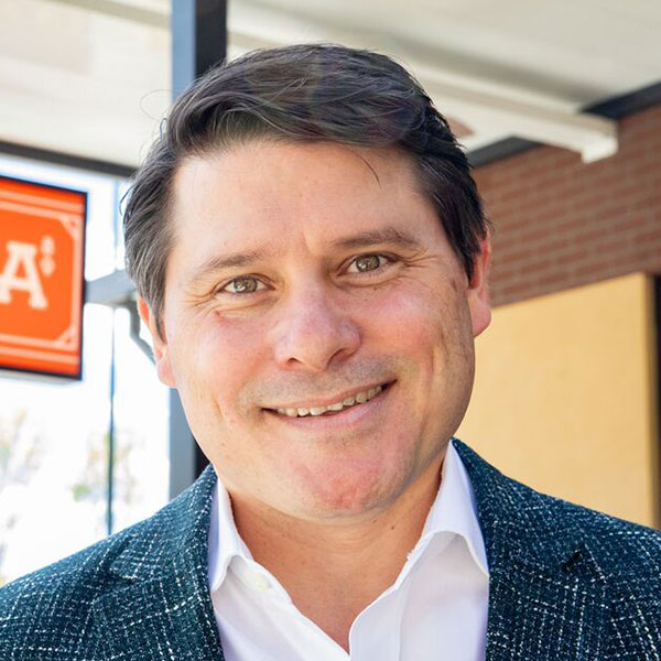 Joe Guith, President, McAlister's Deli