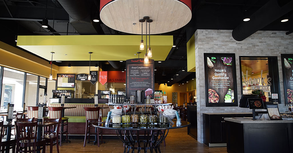 Newk's Eatery Seeking To Team Up With Experienced Multi-Unit Franchisees