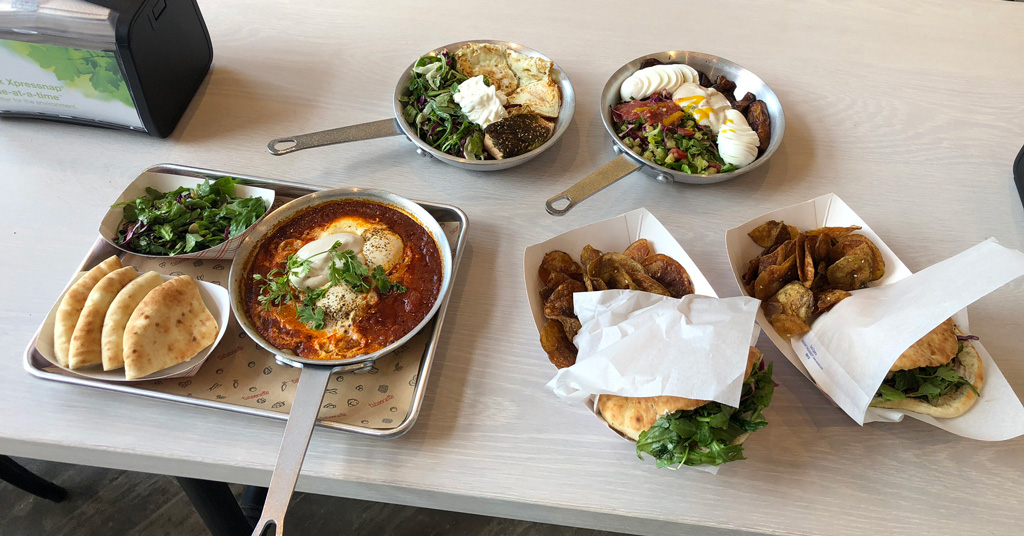 Top Upscale Fast Casual Franchise Taboonette Middleterranean Set to Expand