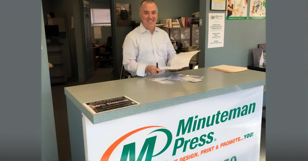 Minuteman Press Franchise Families Celebrate Sustained Success