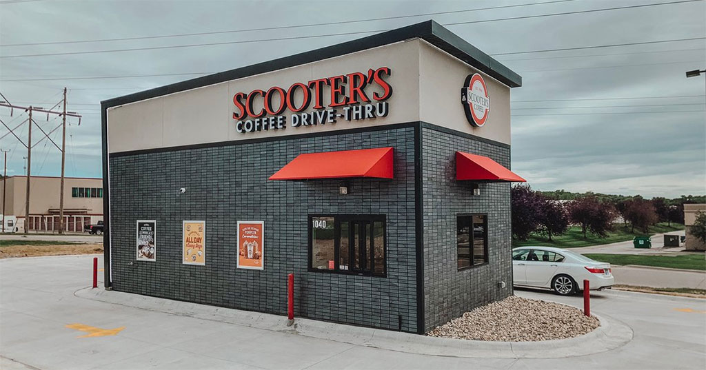 Family Franchisees Add Another Scooter's Coffee Location
