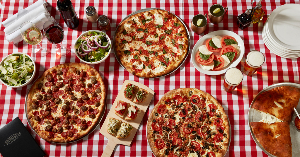 Growth Ready Grimaldi's Pizzeria Poised for Franchising