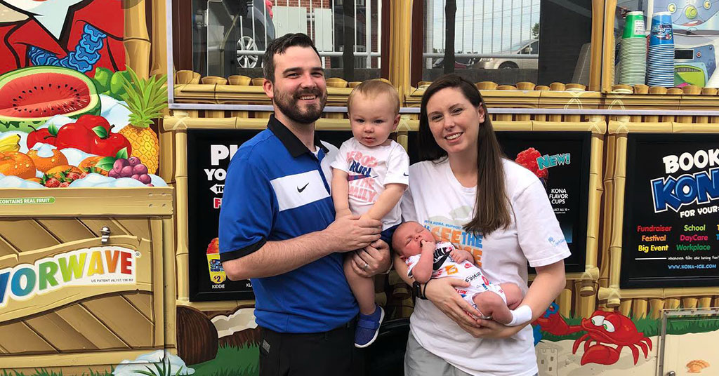 Family Business: This Young Couple is Well on the Road to Success