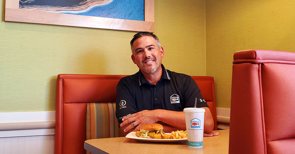 Officer on Deck: Captain D's Largest Franchisee has Big Plans!