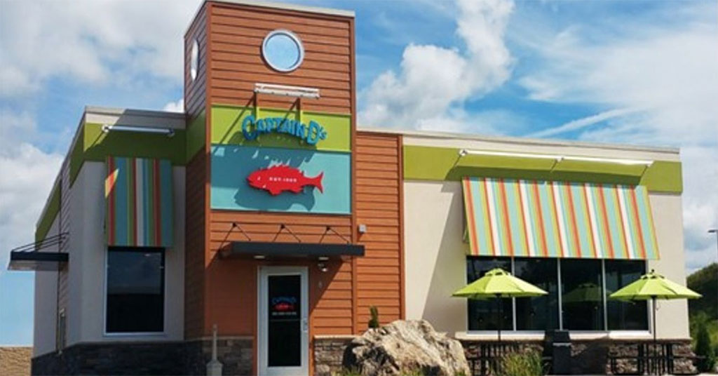 Operator Signs Agreement To Bring Captain D's To Utah