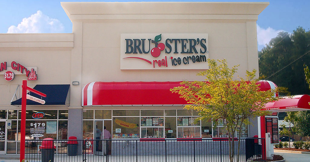Bruster's Turns 30: And remains