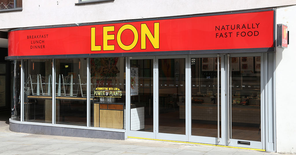 Leon, a 'Naturally Fast Food' Concept from the U.K., Makes U.S. Expansion a Top Priority