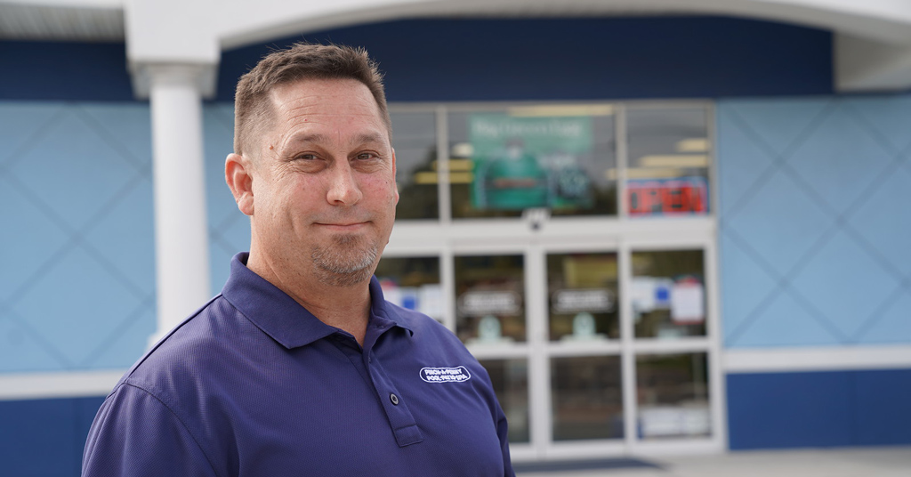 Customer to Franchise Owner: Mike Stevens' Pinch A Penny Journey