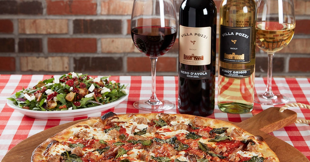 Grimaldi's Pizzeria Soars with Seasonal Menu