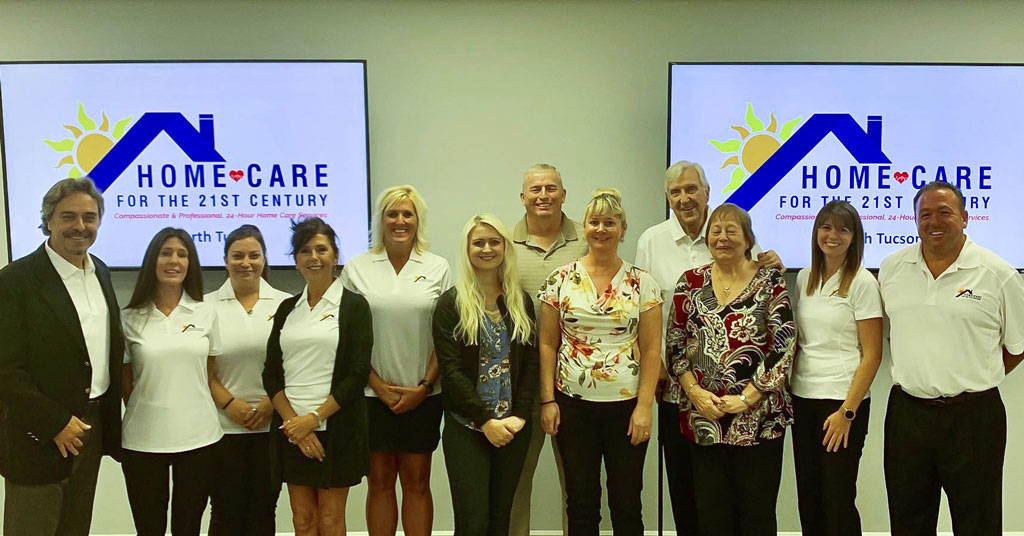 Home Care for the 21st Century Is The Only Home Healthcare Franchise with 8 Inclusive Turn-Key Services