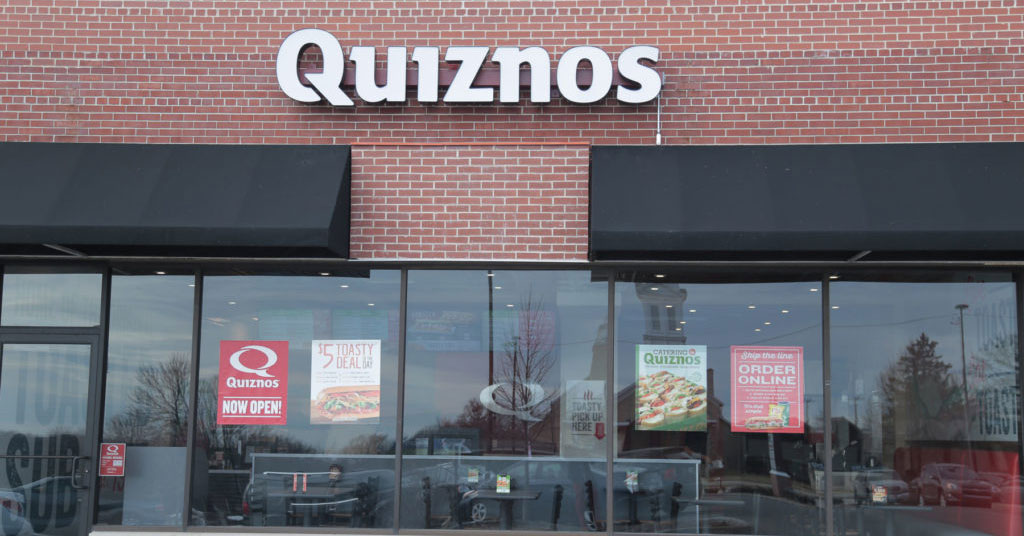Quiznos Signs 20-Unit Development Deal for Latin America
