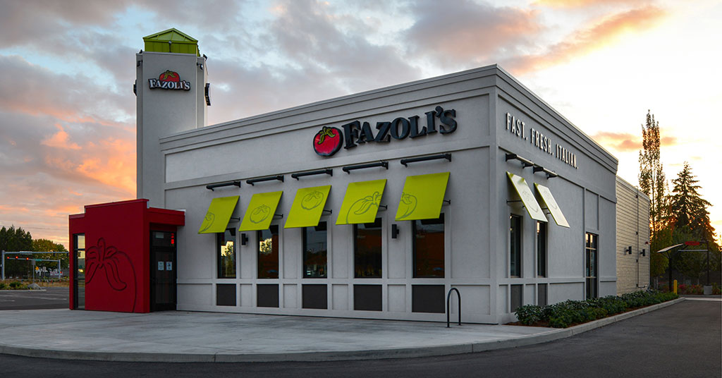 Fazoli's Refreshed: Adapting for the next 30 years