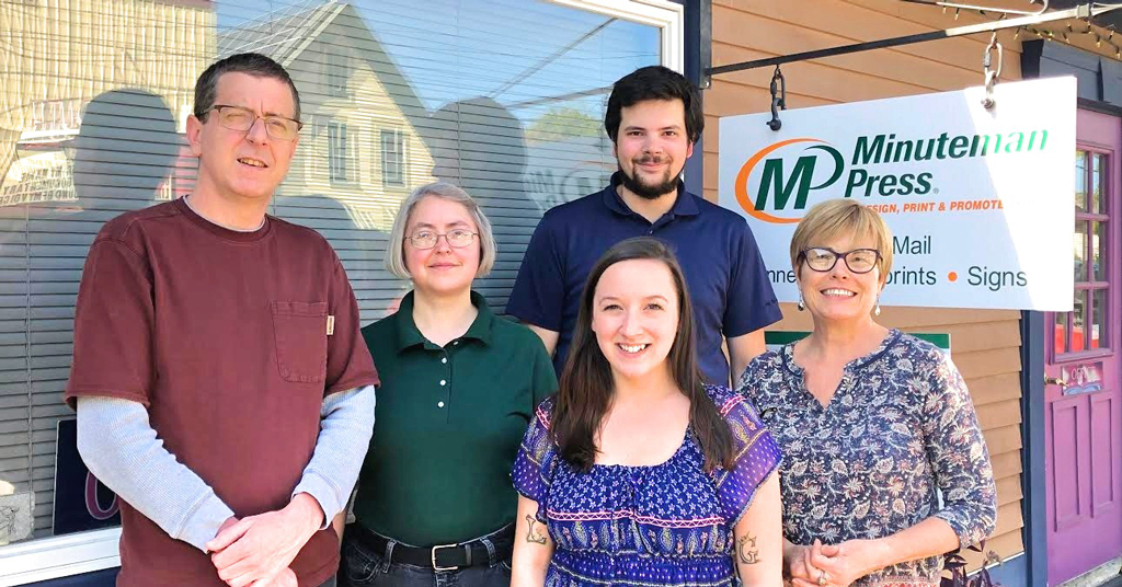 Minuteman Press International Leads the Way in Franchisee Satisfaction