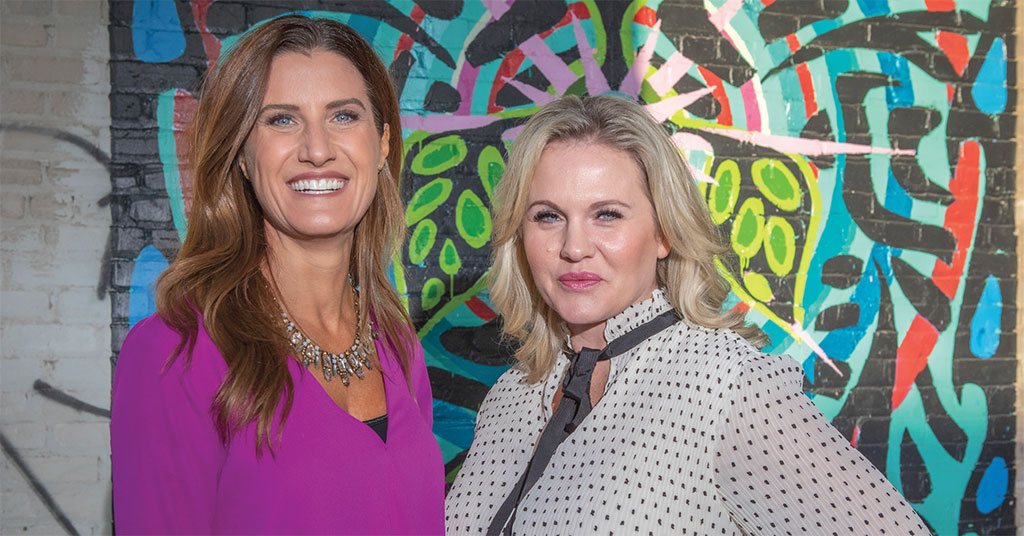 Lightning in a Bottle: Two Women--the Founder and CEO--Team Up to Accelerate Growth