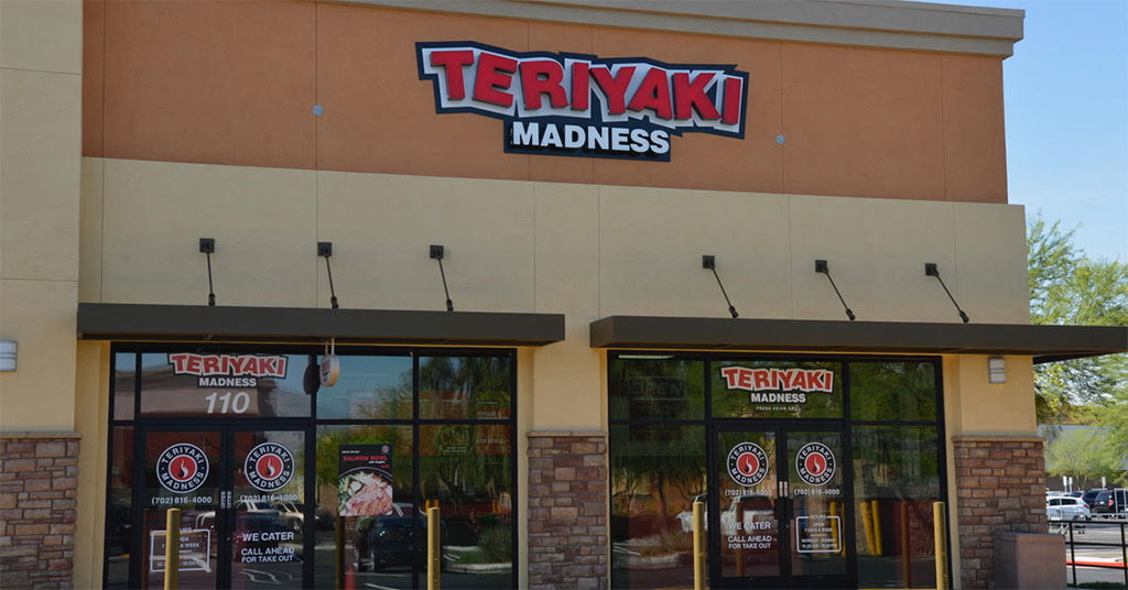 Teriyaki Madness and Its Customers Support Healthcare Workers