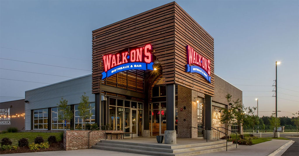 Zaxby's Multi-Unit Operators Sign Deal To Open 3 Walk-On's Sports Bistreaux Locations