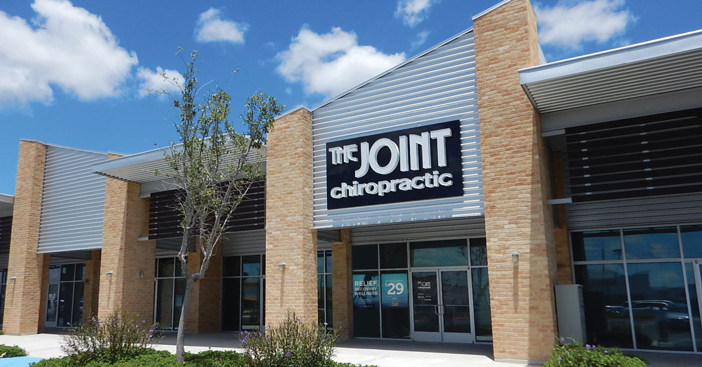 The Joint Chiropractic Franchise Continues Strong Growth with Several New Openings