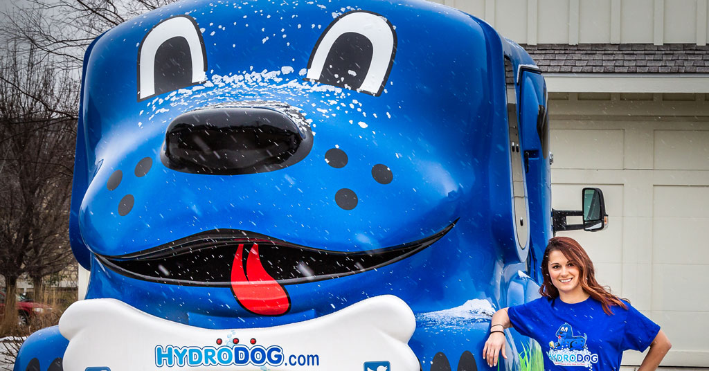 HydroDog Mobile Grooming Franchise Growing With Low-Cost Of Entry And Recession-Proof Concept