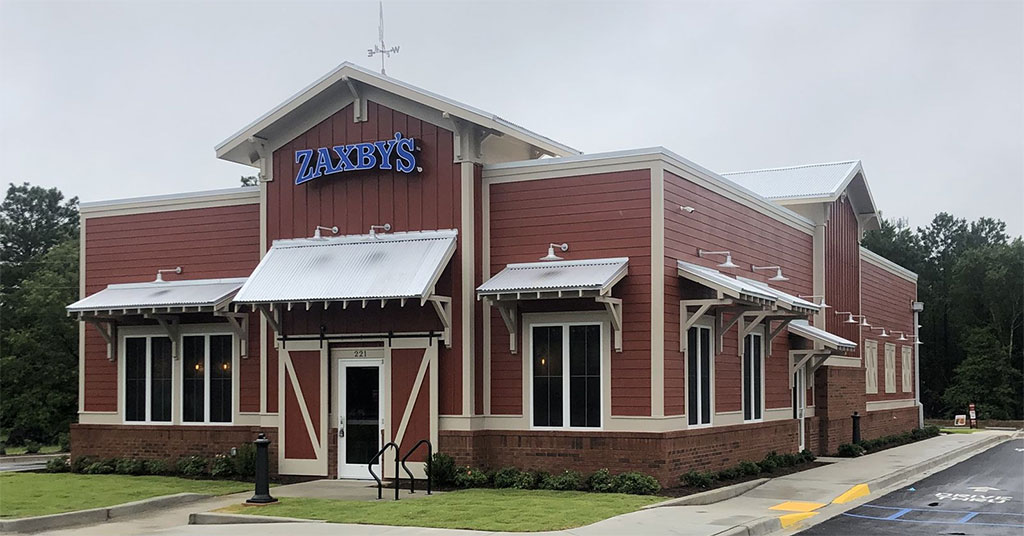 South Carolina Multi-Unit Operators Open 20th Zaxby's Restaurant