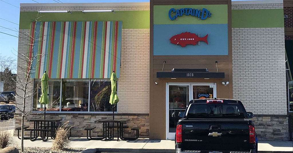 Captain D's Largest Franchisee Adds 39th Restaurant To Expanding Portfolio