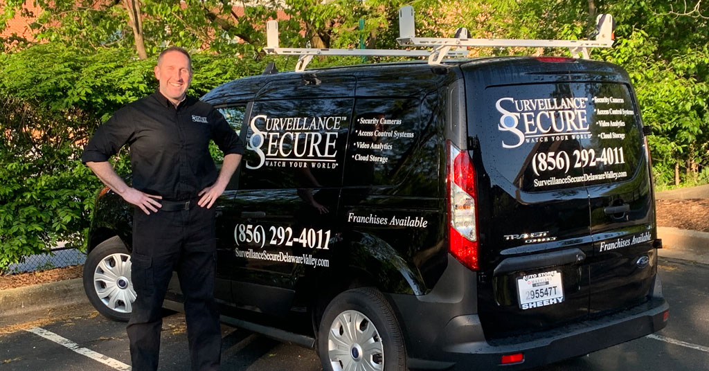 Army Vet and Municipal Bond Trader Sees the Future, Invests in Surveillance Secure Franchise