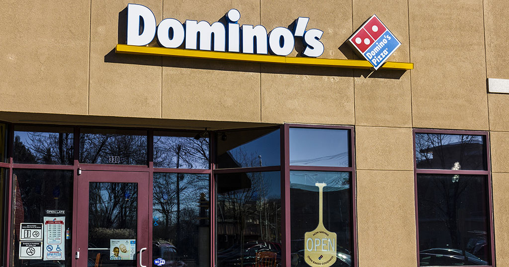 Domino's Franchisees Surpass Fundraising Goal