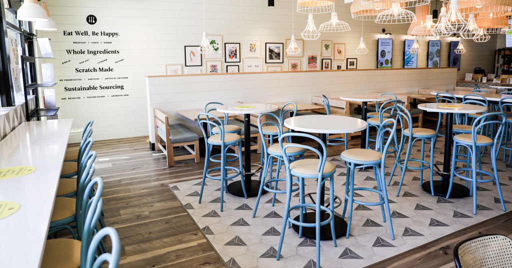 Modern Market Eatery Drives Innovation and Growth through Franchising